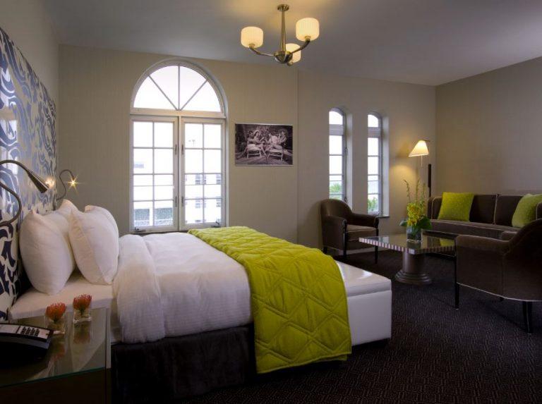 Breakwater Penthouse Bedroom